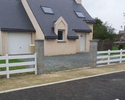 Menuiseries-bsdf.fr-Pleudaniel / Clôture PVC 22860 PLOURIVO